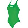 arena Solid Swim Pro Badpak Dames groen